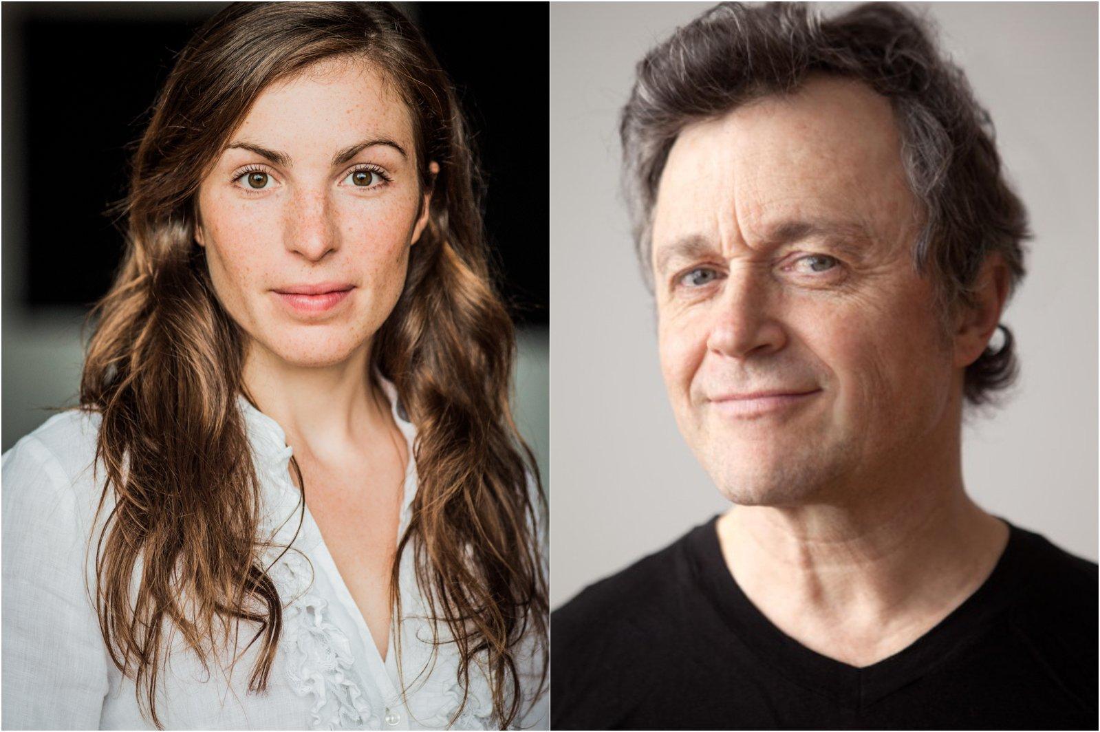 Alix Dufresne & Marc Béland